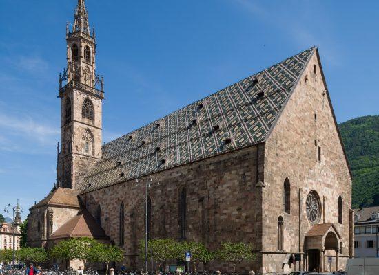 Dom von Bozen/Duomo di Bolzano (Tuxyso / Wikimedia Commons / CC BY-SA 3.0)